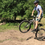 Minnesota Summer Camp Mountain Bikers