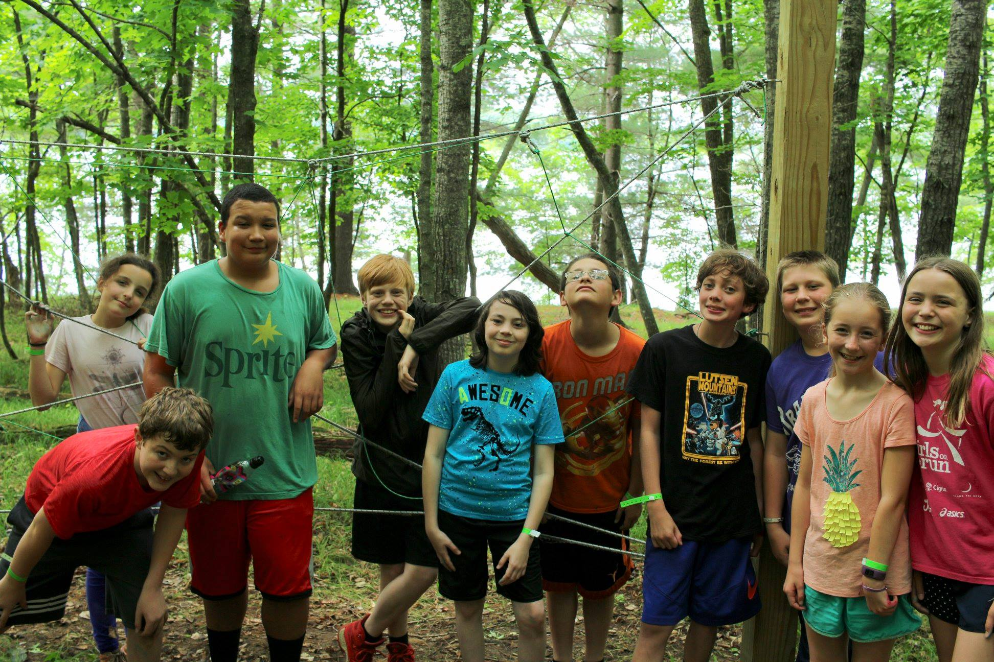 Clearwater Forest Minnesota Summer Camp